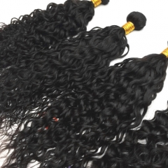 Natural wave Mink Brazilian Hair Bundles for Sale