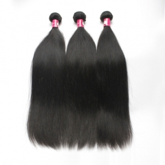 Mink Brazilian straight hair wholesale  Mink Brazilian hair bundles