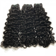 Italian Curly Hair Virgin Bundles Mink Brazilian Bundles
