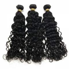Italian curl hair bundles Brazilian curly hair bundles deal