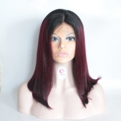 1b/99j Bob Wigs 150 density ombre wigs for Sale Straight Bob Wig