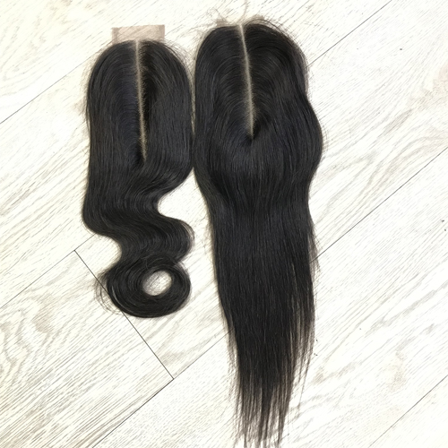 2x6 Lace Closure Straight Closure Deep Middle Part Body Wave Kim K Closure Wholesale