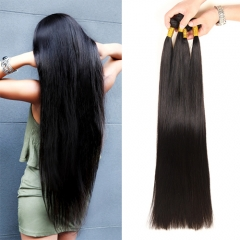 32 inch to 40 inch straight hair bundles deal long virgin hair