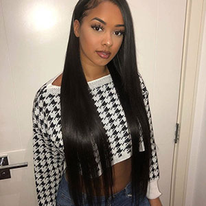 Brazilian Virgin Hair 360 Straight Lace Frontal Wigs Human Hair Body Wave 360 Full Lace Wigs For Women